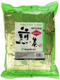 amazon com authentic maeda en japanese sencha green tea 100