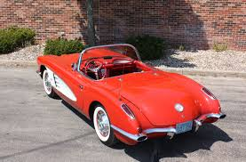 1960 chevrolet corvette car of the week 1960 chevrolet corvette cars weekly