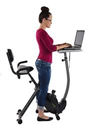 standing desk exercise equipment wirk ride exercise bike workstation and standing desk the