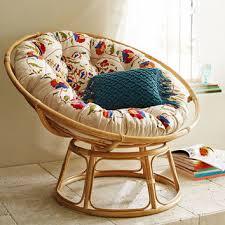 papasan chair cushion boho floral from pier 1 imports things