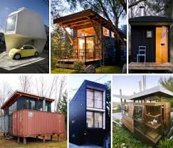 tiny modern house 14 more modern tiny houses backyard getaways webecoist