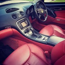 Ferrari California 350z - this mercedes is one of the most convincing ferrari california