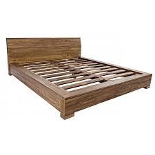 letto a legno massello vivereverde letto jamila letto basso letto grande letto in