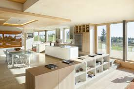 Open Plan House Karuna House Holst Architecture P C