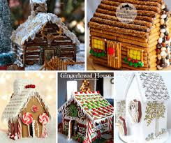 Gingerbread House Decoration A Roundup Of 25 Gingerbread House Ideas And Tips