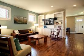 Wall Colors For Family Room | the furniture is ick but love the built in style bookcase the