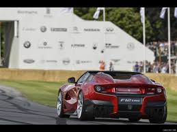 ferrari f12 back 2014 ferrari f12 trs at goodwood festival of speed rear hd