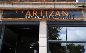 inside distinctive new bar the artizan where owners have big