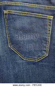 striped textured dark blue used italian jeans cotton denim vintage
