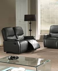 canapé avec repose pied canapé cuir 2 places 2 relax semi automatique avec repose pieds