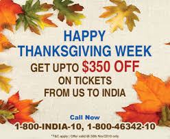 happy thanksgiving week get upto 350 on tickets from us to