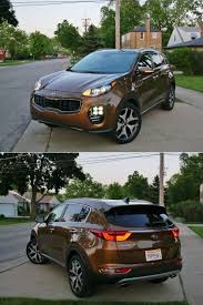 2013 Kia Sportage Roof Rack by 2017 Kia Sportage Sx Turbo Awd Brand Doing Spicy Cuv Quick