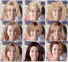 comment choisir sa coupe de cheveux comment choisir sa couleur de cheveux simulation photo de