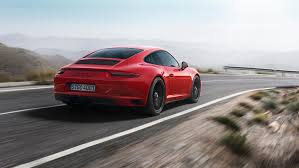 The New Porsche 911 Gts Models