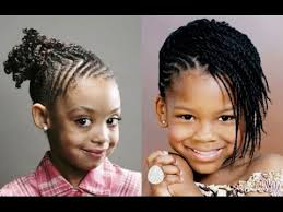 best unique braided hairstyles for african american little girls
