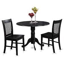 Small Kitchen Sets Furniture 28 Black Kitchen Table Sets 15 Striking Black Kitchen