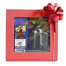 coffee gift sets café de cuba santiago santiago cuban coffee gift set with ground