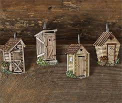 Curtains With Hooks Outhouse Shower Curtain Hooks Primitive Home Decors