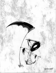 grim reaper by joshthomas on deviantart