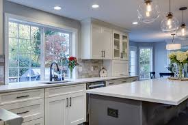 modern farmhouse kitchen cabinets white modern farmhouse kitchen dewils custom cabinetry