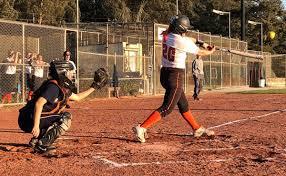 hot softball bats bats are hot for home softball local sports