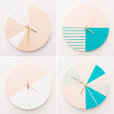 Design Clock by How To Make Gorgeous Wooden Diy Wall Clocks Brit Co