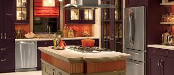 fresh orange and brown kitchen decor home design ideas unique at