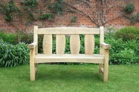 Hardwood Garden Benches 4 Seater Oak Garden Bench Rustic Garden Benches Sharpening Rustic