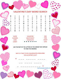 Halloween Word Search Free Printable Florassippi Valentine U0027s Day Word Search Free Printable