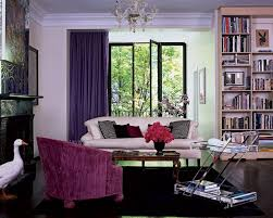 Elle Decor Purple Living Room  Best Purple Gray Images On - Elle decor living rooms