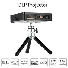 home theater projector under 1000 hdp200 dlp smart home theater projector w wi fi hdmi black us