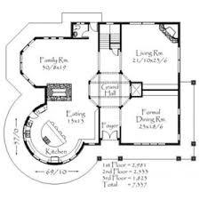 victorian house blueprints houses