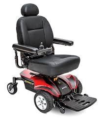 Motorized Pool Chair Jazzy Electric Wheelchairs Power Chairs From Pride Mobility