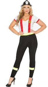 light my fire hero costume firefighter costume for women