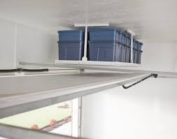 Overhead Door Grand Island by Grand Island Overhead Storage Ideas Gallery Limitless Garage