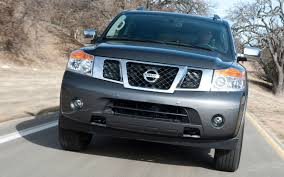 nissan armada new body style 2016 2013 body on frame suvs truck trend