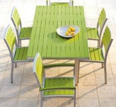 Recycled Plastic Outdoor Furniture  Decor Love - Recycled outdoor furniture