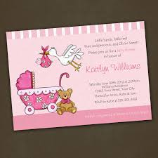 Baby Invitation Card Spanish Baby Shower Invitations Theruntime Com