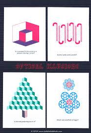 christmas sensory play series holiday optical illusions babble