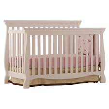 Dexbaby Safe Sleeper Convertible Crib Bed Rail White by Crib White Target Creative Ideas Of Baby Cribs