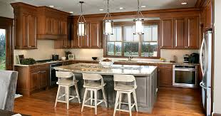 stain colors for oak kitchen cabinets cabinet stain colors showplace cabinetry