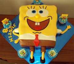 spongebob birthday cakes spongebob birthday cake spongebob cakes decoration ideas