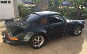 1986 porsche 911 turbo for sale porsche classics for sale near santa california classics