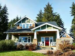 58 best craftsman bungalow house plans images on pinterest