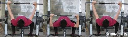 Ideal Bench Press Weight How To Bench Press With Proper Form The Definitive Guide