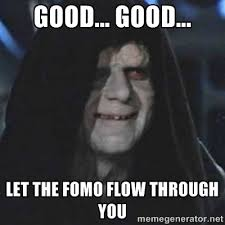 Meme Power - 7 memes that show the power of fomo