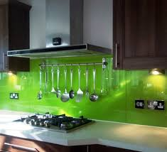 green glass backsplashes for kitchens kitchen trend colored glass backsplash darkofix
