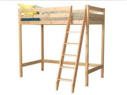 Bunk Bed From Jysk With A Twin Size Mattress North Saanich - Jysk bunk bed