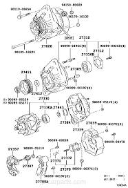 alternator toyota part list jp carparts com