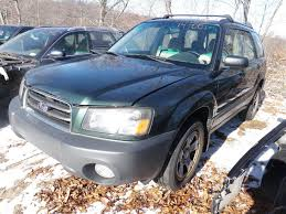 subaru green forester 2004 04 subaru forester 2 5 x quality used oem replacement parts